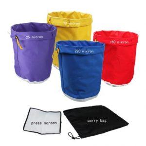 Extraction bags - Vreče za ekstrakcijo