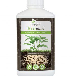 Organics nutrients Big Start pospeševalec rasti korenin