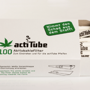 Actitube filtri z aktivnim ogljem 100 kosov