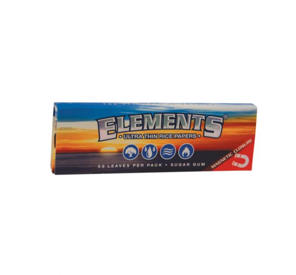 papirčki za zvijanje ELEMENTS® 1 ¼