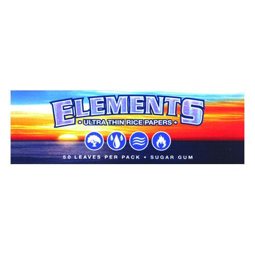 Papirčki za zvijanje znamke Elements
