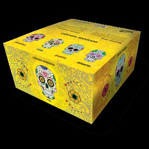 Škatla papirčkov za zvijanje Snail papers