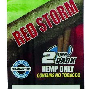 blunt Jay's Hemp Wraps Red Storm