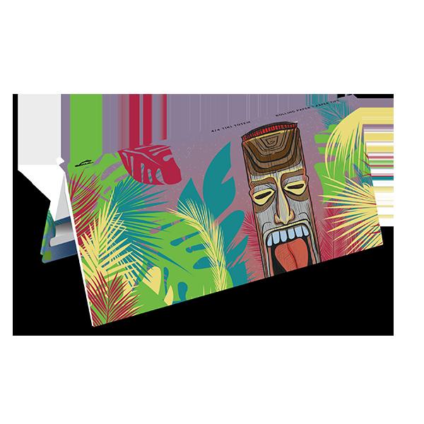 papirčki za zvijanje Snail Tiki Totem