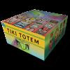 papirčki za zvijanje Snail Tiki Totem (Škatla)