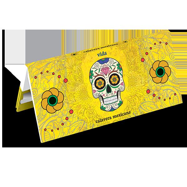 Snail papers Calavera Mexicana papirčki s filtri