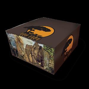 papirčki za zvijanje Snail Big Five (Škatla)