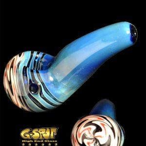 steklena pipa G-SPOT Spoon