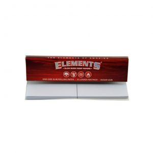 papirčki za zvjanje ELEMENTS RED CONNOISSEUR KING SIZE SLIM