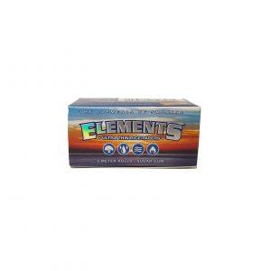 papirčki Elements Rolls King Size Slim